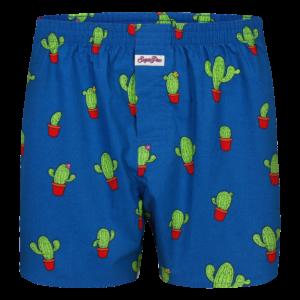 """Sugar Pine Print-Boxershorts """"Kaktus"""""""