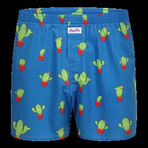 """Sugar Pine Vintage Motiv-Boxershorts """"Kaktus"""""""